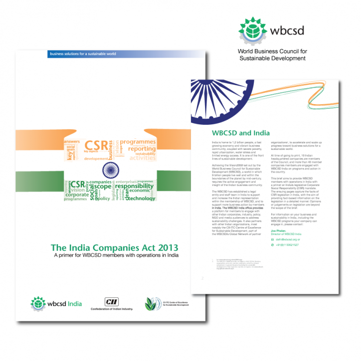 Portfolio_WBCSD_Indian-company-act