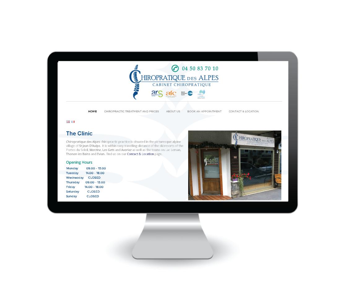 Portfolio_Website_chiroptratiquedesalpes